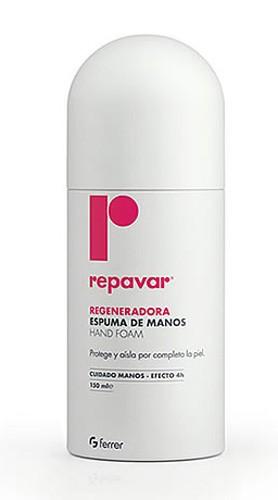 REPAVAR REGENERADORA ESPUMA DE MANOS (150 ML)