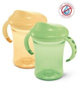 Taza bebedor mini cup 2 en 1 - nuk easy learning