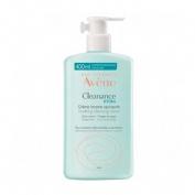 Avene cleanance hydra crema limpiadora calmante (1 envase 400 ml)