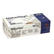 GUANTES LATEX - NATURFLEX (T- MED)