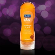 DUREX PLAY MASSAGE LUBRICANTE ESTIMULANTE GUARAN