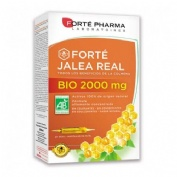 Forte jalea real bio 2000 mg (20 ampollas x 15 ml)