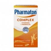 PHARMATON COMPLEX COMP (30 COMP)