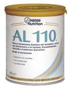 AL-110 NAN SIN LACTOSA  (AL 110 SIN LACTOSA) (400 G 1 BOTE NEUTRO)