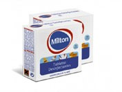 MILTON TABLETAS DESINFECTANTES (28 TABLETAS)