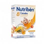 NUTRIBEN 8 CEREALES Y MIEL (300 G)