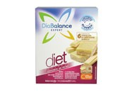 DIABALANCE EXPERT DIET BARRITA (CHOCOLATE BLANCO 6 BAR)