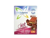 DIABALANCE EXPERT DIET BARRITA (CHOCOLATE 6 BAR)