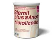 BLEMIL PLUS 2 ARROZ HIDROLIZADO (400 G 1 LATA NEUTRO)
