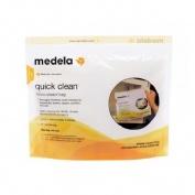 BOLSAS PARA MICROONDAS REUTILIZABLES - QUICK CLEAN (5 U)